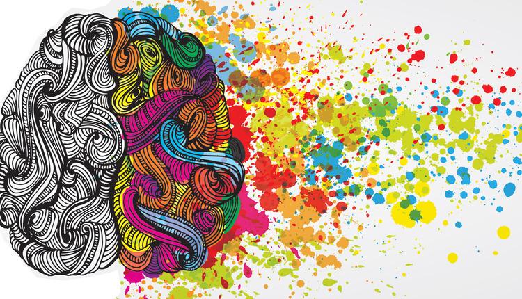 artsy brain